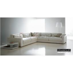 Sofa Fabric Thunder Grassoler