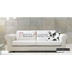 Sofa Fabric Deroman Grassoler