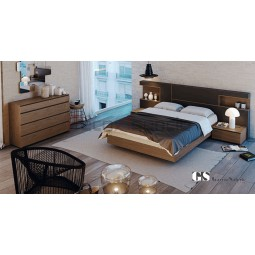 Garcia Sabate Dormitorio Quarta Composición Life L 210