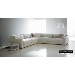 Sofa Fabric Thunder Grassoler