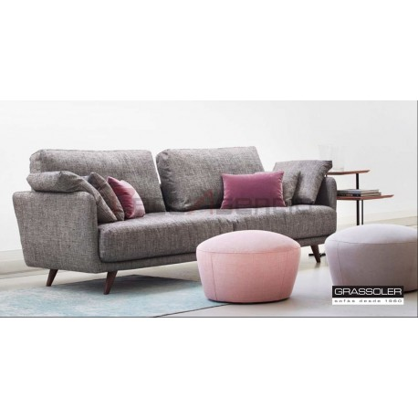 Sofa Fabric Odyssey Grassoler