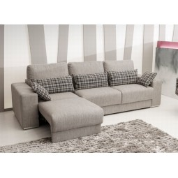 Sofá de Tela Modelo Matisse